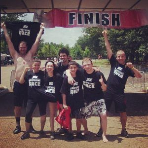 Survivalracefinish