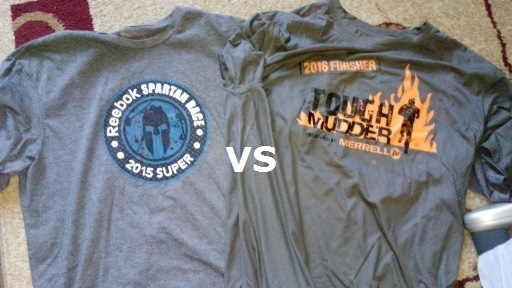 Settling The Spartan Race Vs Tough Mudder Debate From A