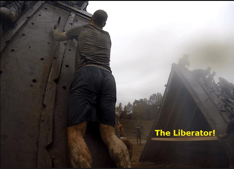 tough mudder liberator