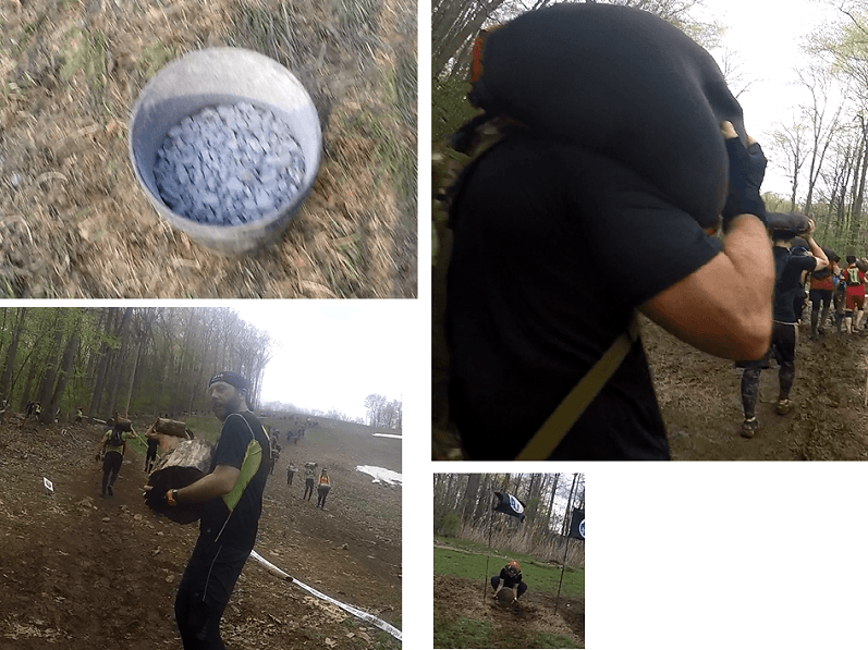 spartan race bucket brigade